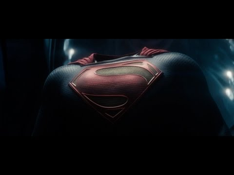 Man of Steel - Official Trailer 2 [HD]