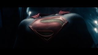 Soundtrack - Man of Steel - Official Trailer #2 [HD]