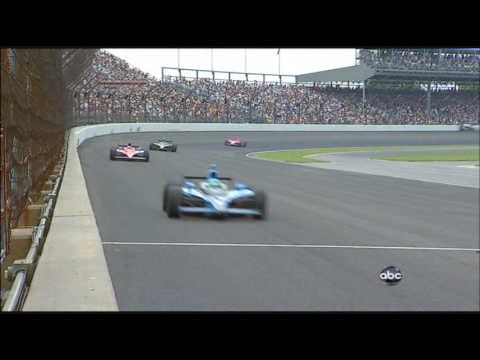 [HQ - LIVE] Vitor Meira Takes Fire and Has a Huge Crash - Indy 500 2009 Video