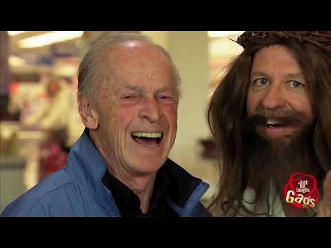 Best of Just For Laughs Gags - Best Jesus Pranks
