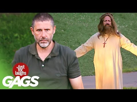 Best Jesus Pranks - Best Of Just For Laughs Gags