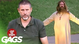 Best Jesus Pranks | Just For Laughs TV