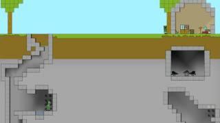 Minecraft Art - YouTube Background for OfficialCommunityMC