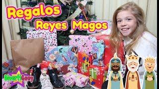 ABRIENDO MIS REGALOS DE REYES MAGOS 2019! DANIELA DIVERTIGUAY