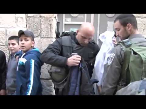 Stolen childhood: Palestinian child prisoners in Israeli jails. English subtitle by TPD team.