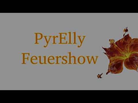 Feuershow PyrElly und Spiritus Sancti 2016