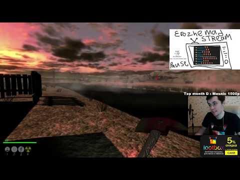 Мэддисон разыгрывает Кейка в треш игре Operation Z