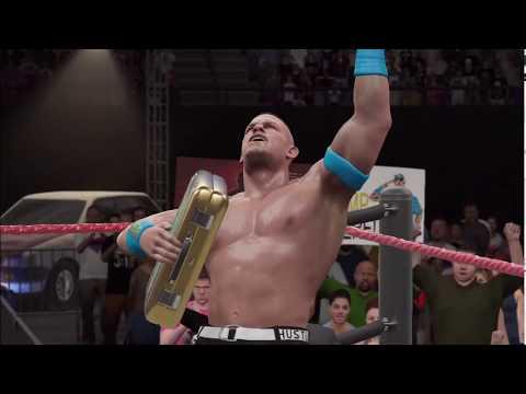 John Cena vs. Arnold Schwarzenegger - Wrestling match - Kaal Gaming