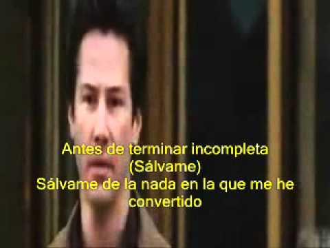 Evanescence Bring me to life subtitulada, La Casa del Lago.wmv