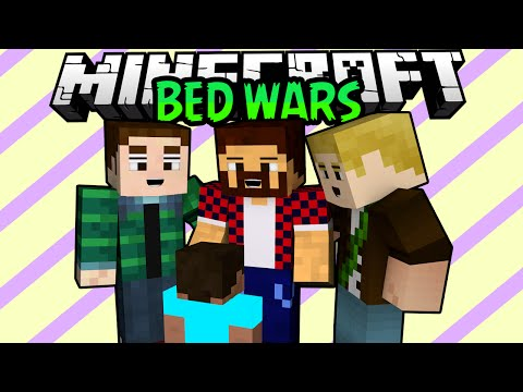 ДАВИМ ТОЛПОЙ - Minecraft Bed Wars (Mini-Game)