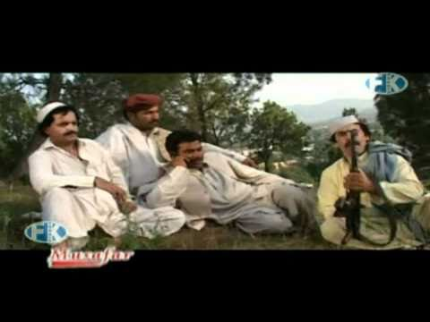 Part 10-new Pashto Romantic Action Telefilm 'tohfa'-cast-seher Malik-arbaz Khan-babrik Shah-hd.flv video