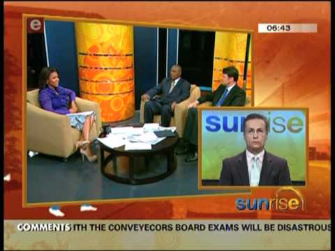 Sunrise TX 2012-06-21 (Legal Practice Bill Interview)