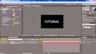 After Effects: Scritta che esplode - TUTORIAL ITA  • xKIKKOTHEKIDx