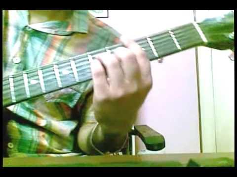 learn DARD E TANHAI on guitar