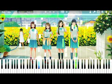 【Piano】whiteeeen/『ポケット』 ピアノソロ中級~上級 [Pocket]