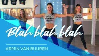 Blah Blah Blah Armin Van Buuren Combat Fitness Dance Audio Choreography