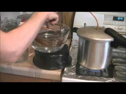 Easy DIY Pressure Cooker Water Distiller