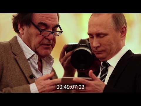 Фейк Путина для Стоуна (замедленная синхронизация)
