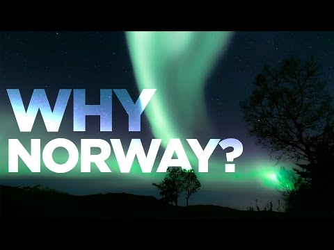 Why Norway? (Road Trip 2015)
