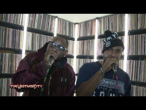 Watch Capone-N-Noreaga Freestyle On Tim Westwood