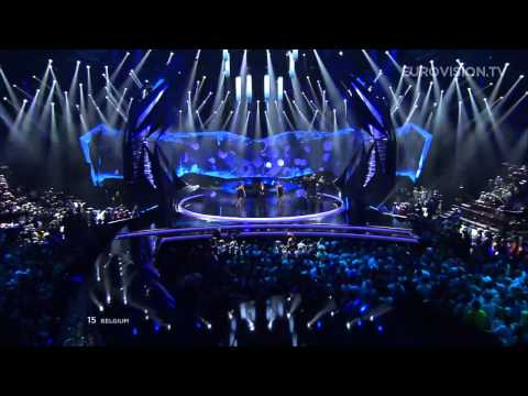 Roberto Bellarosa - Love Kills (Belgium) - LIVE - 2013 Semi-Final (1)