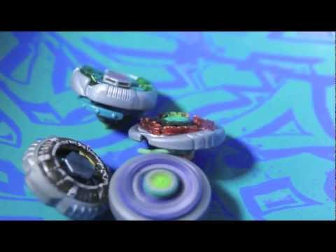 Beyblade Metal Fusion Vida Real - Episódio 1