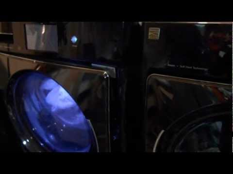 KENMORE ELITE WASHER/DRYER. TOP OF THE LINE.  with touch screens. made by ELECTROLUX!. JUNK