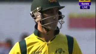 Australia set mammoth target against India in 6th ODI