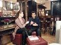 Vikas Khanna and Jamie Otis: The Dalai Lama, and Food as an Expression of Unity