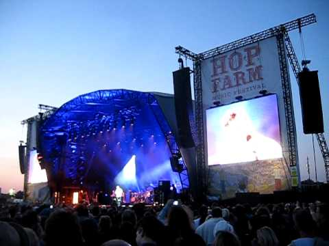 Morrissey 'you have killed me' live @ Hop Farm Festival 2/06/11