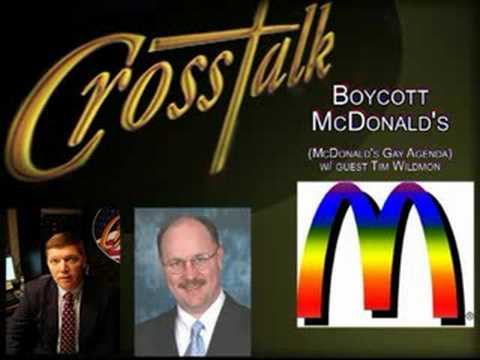 Boycott McDonald's for Promoting the Gay Agenda with guest Tim Wildmon