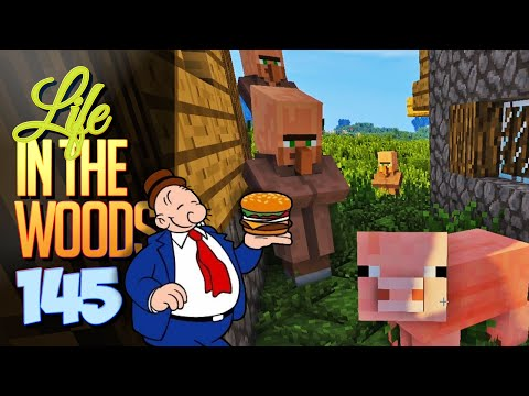 LIFE IN THE WOODS [S01E145] - Drogen und Burger