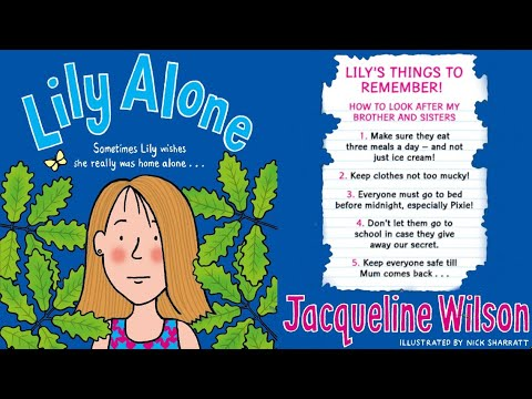 Lily Alone By Jacqueline Wilson Book Video Trailer How