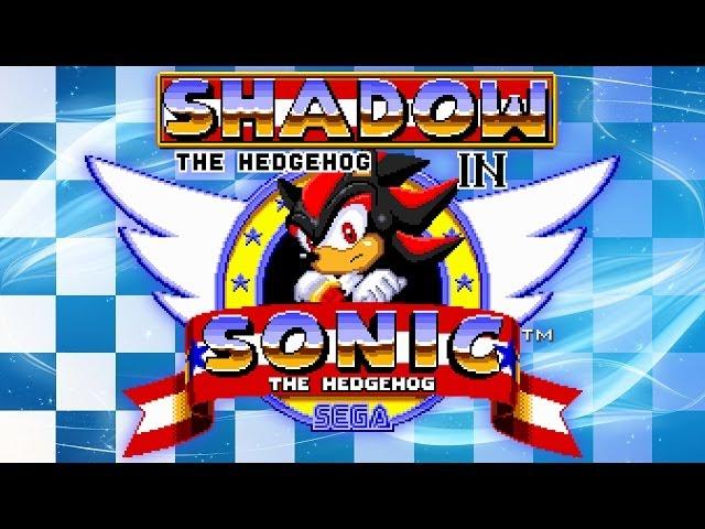 Shadow in Sonic the Hedgehog - Walkthrough
