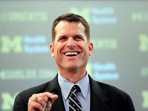 Harbaugh on Michigan 'Homecoming'