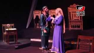 أبو سعدة وجلال يفتتحون «مواسم المسرح الجامعي» في مركز الإبداع