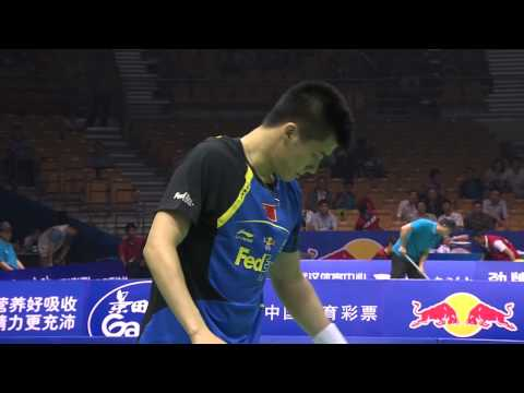 2012 Thomas & Uber Cup Finals MD Thomas Cup Quarter Finals Yun CAI Haifeng FU vs  Kien Keat KOO Boon Heong TAN VS  720P