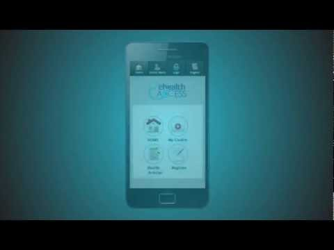 ehealthaccess Any time Doctor Mobile Application