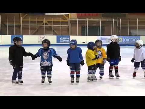 Школа хоккея техника катания хоккеиста1