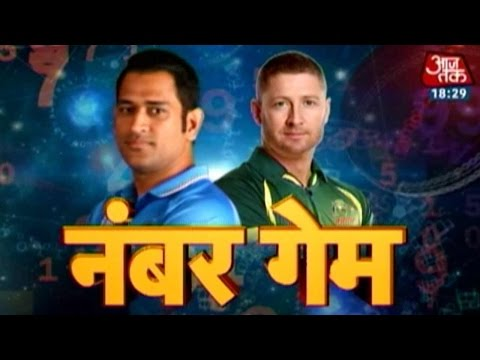 Cricket World Cup Semi Final: Michael Clarke or Mahendra Singh Dhoni?