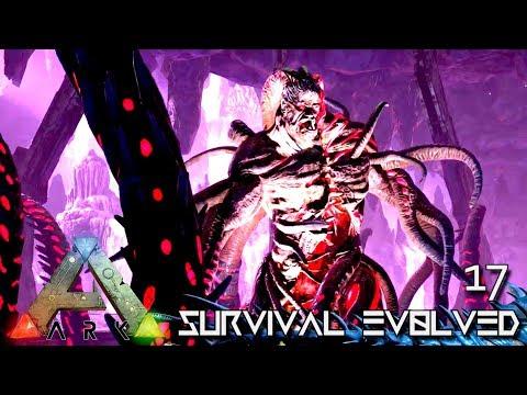 ARK: ABERRATION MODDED - ALPHA ROCKWELL BOSS FIGHT !!! E17 ( GAMEPLAY ARK: SURVIVAL EVOLVED )