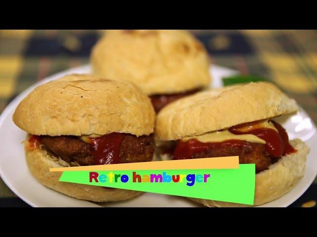 Gyerekjáték a főzés - Hamburger