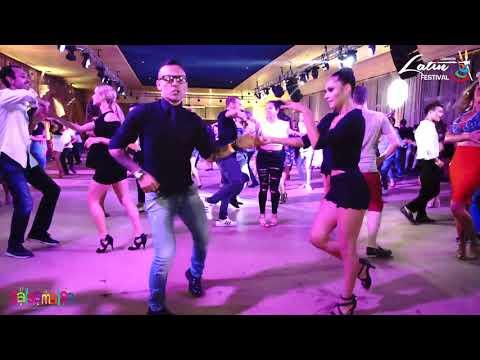 Fernando Sosa - Melisa Sahra Katılmış Social Salsa | LLF-2017