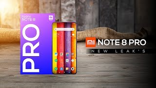 Redmi Note 8 Pro :  New Leak's Confirm