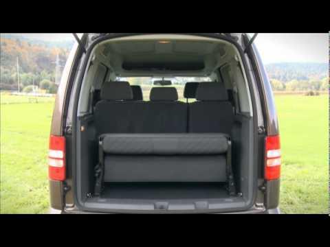 test volkswagen caddy 1.6 TDI comfortline