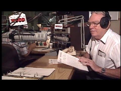 Bruce Grant's final show on WOOD Radio - 1991