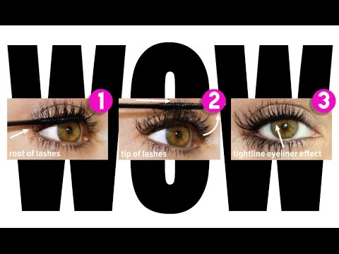 HIT! THE TIGHT LINING MASCARA! FULL DEMO/REVIEW!