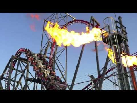 Top 10 Roller Coasters in the World 2012
