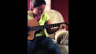 I'm Not Over You - Rhonda Vincent (cover by Krista Hughes)