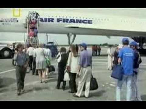Mayday:Accidente Concorde (1/5)Catastrofes Aereas